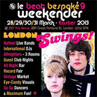 Win Tickets To Le Beat Bespoké 2013!